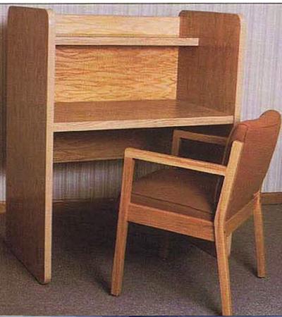 Carrells and Study Tables